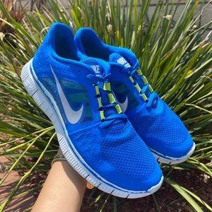 Nike Free Run 3 Blue Size 9 Women